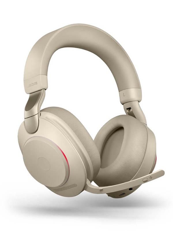 Наушники Jabra Evolve2 85 Link380c MS Stereo Beige 28599-999-898