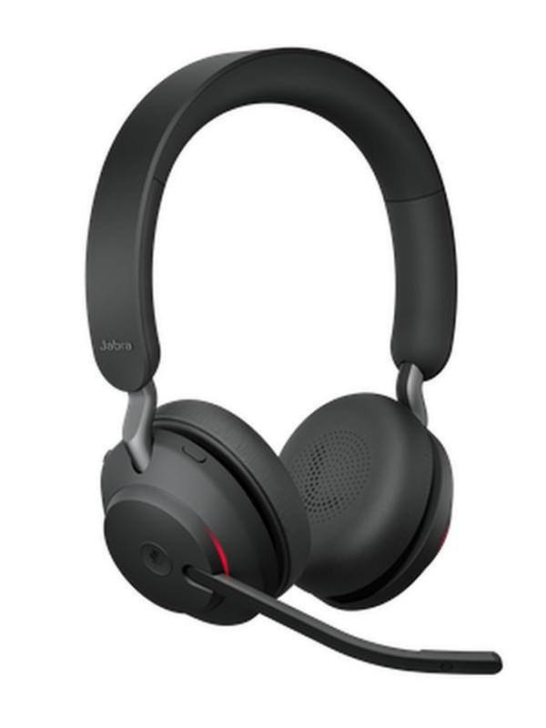 Наушники Jabra Evolve2 65 Link380a MS Stereo Black 26599-999-999