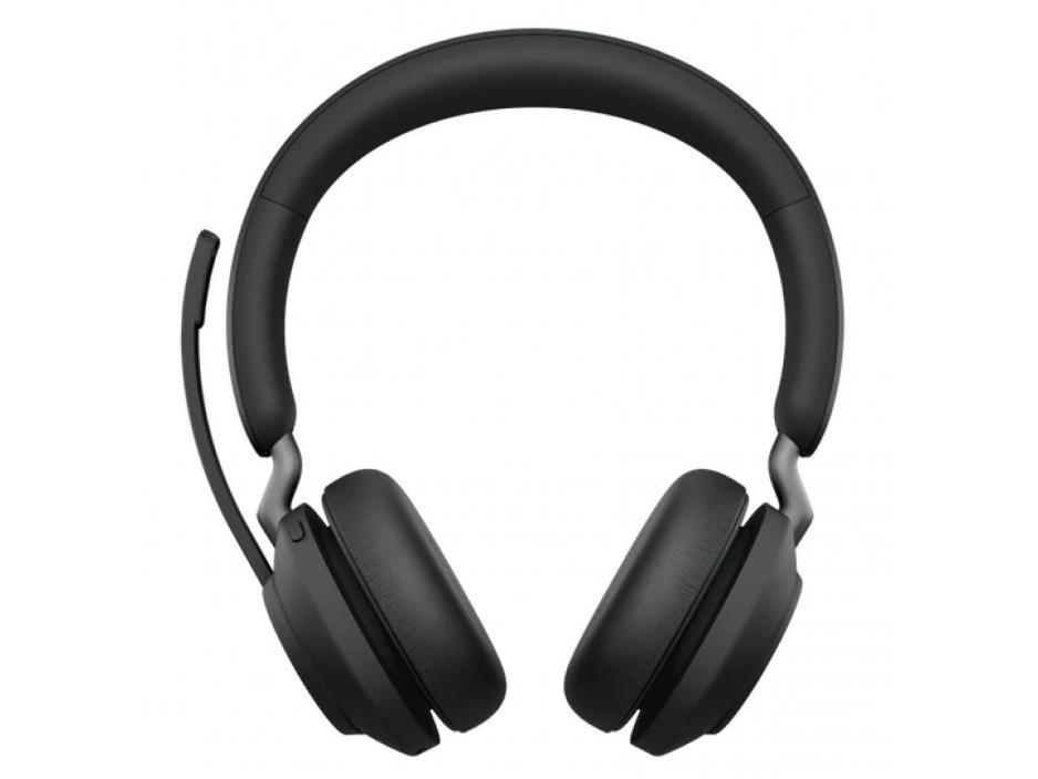Наушники Jabra Evolve2 65 Link380c MS Stereo Black 26599-999-899
