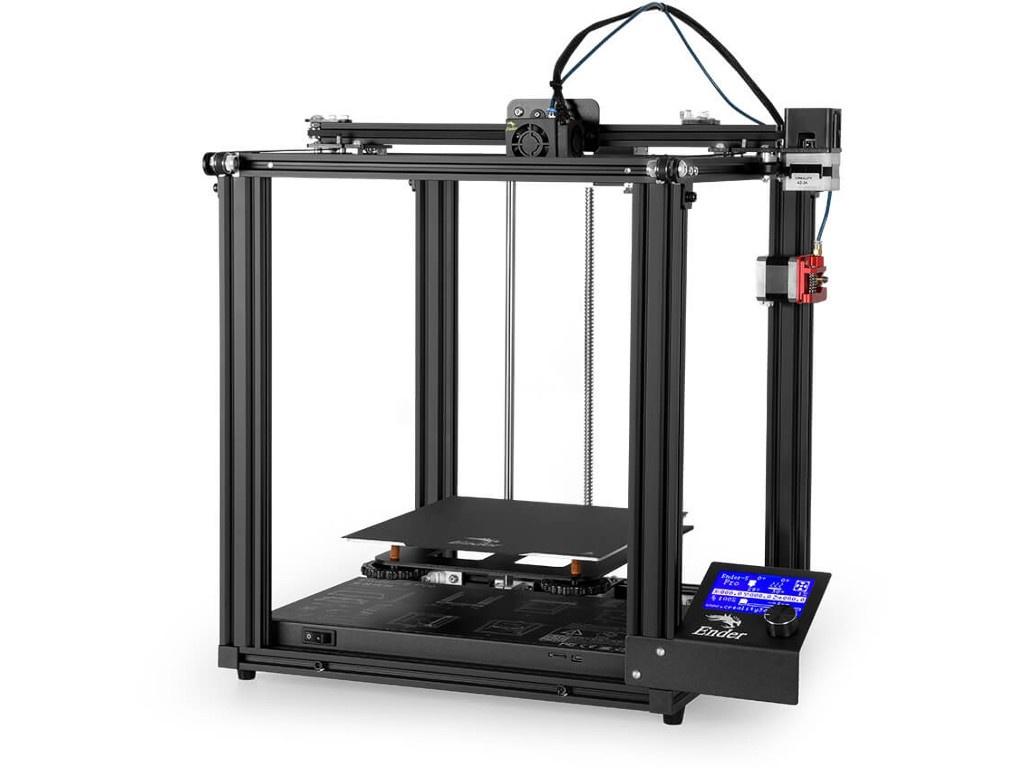 3D принтер Creality3D Ender-5 Pro 3d принтер creality3d ender 3