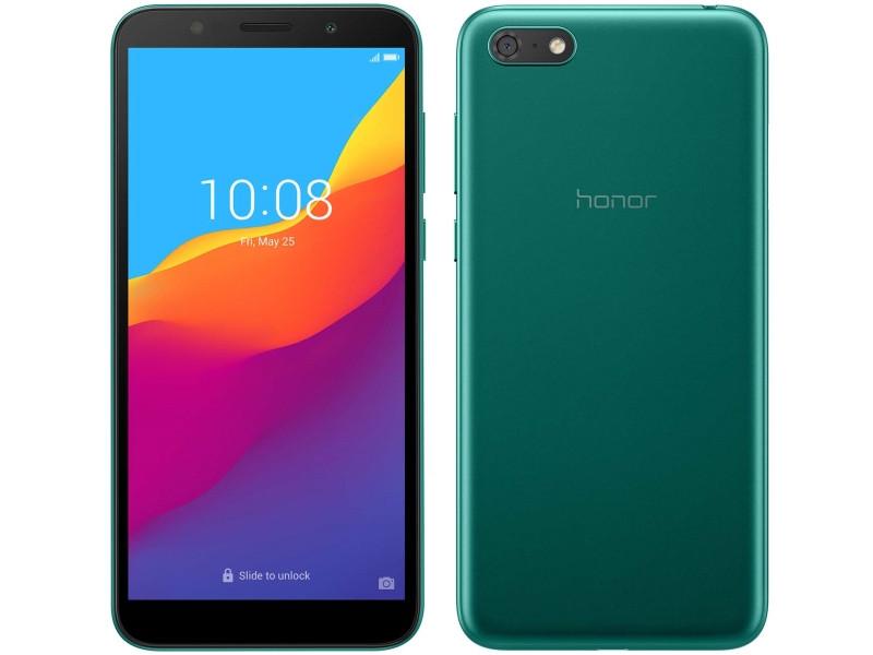 Сотовый телефон Honor 7A Prime 2/32Gb Emerald Green смартфон honor 7a prime 2 32gb blue