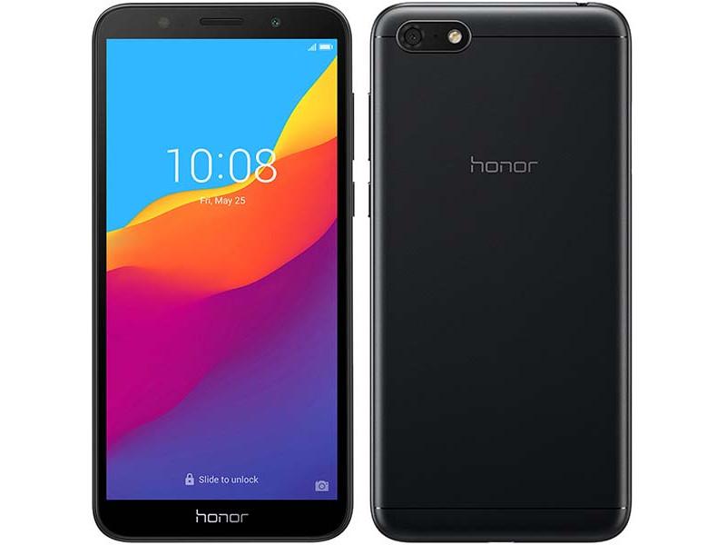 Сотовый телефон Honor 7A Prime 2/32Gb Midnight Black смартфон honor 7a prime 2 32gb blue