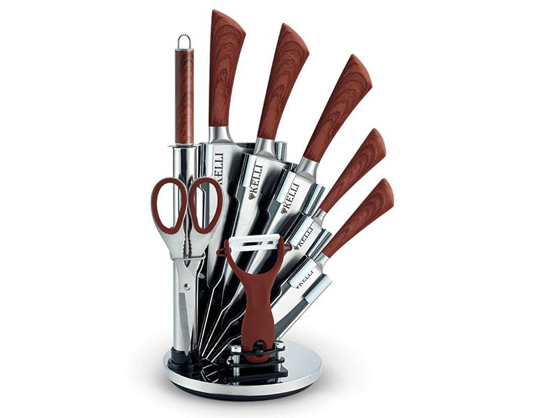 Набор ножей Kelli KL-2127