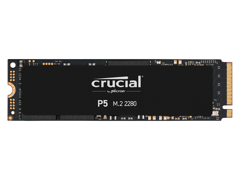 Твердотельный накопитель Crucial P5 3D Nand NVMe M.2 250Gb CT250P5SSD8