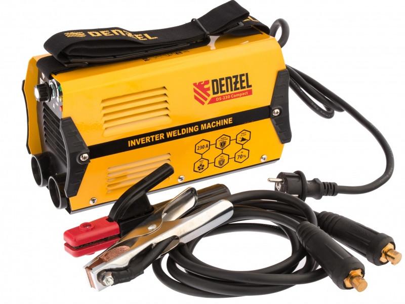 Сварочный аппарат Denzel DS-230 Compact 230 A 94374