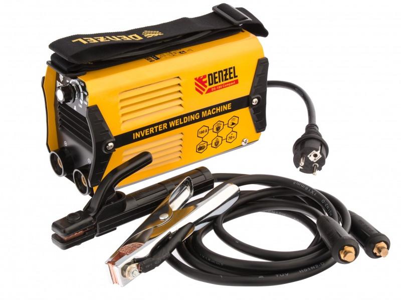 Сварочный аппарат Denzel DS-180 Compact 180 A 94372