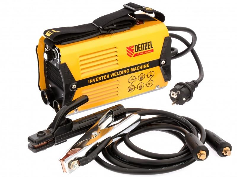 Сварочный аппарат Denzel DS-160 Compact 160 A 94371