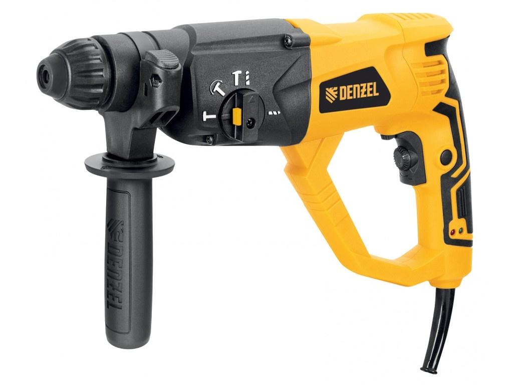 Перфоратор Denzel RH-1050-26 rotary hammer kraton rh 1050 38s