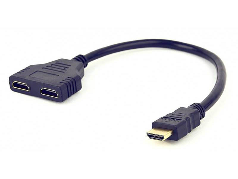 Аксессуар ATcom HDMI M - 2xHDMI F AT0901