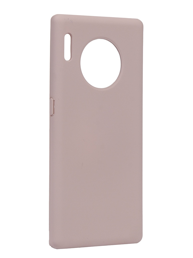 Чехол Innovation для Huawei Mate 30 Silicone Cover Pink 16603