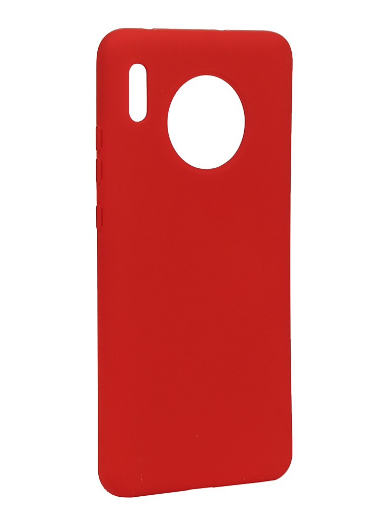 Чехол Innovation для Huawei Mate 30 Silicone Cover Red 16606