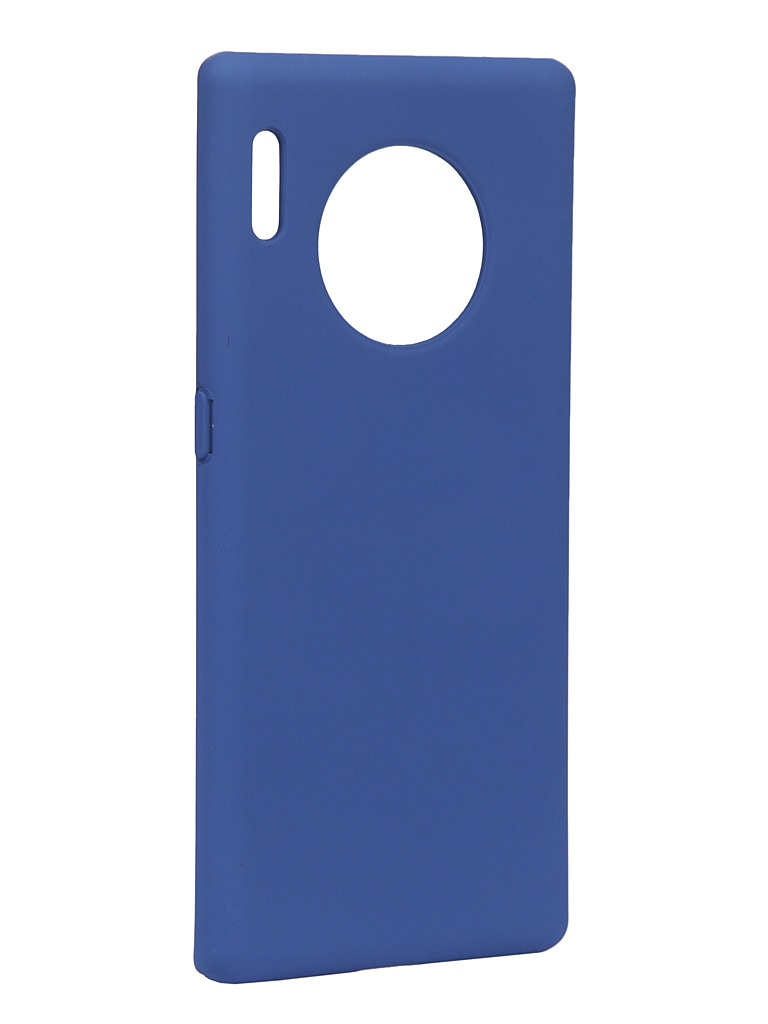 Чехол Innovation для Huawei Mate 30 Silicone Cover Blue 16607