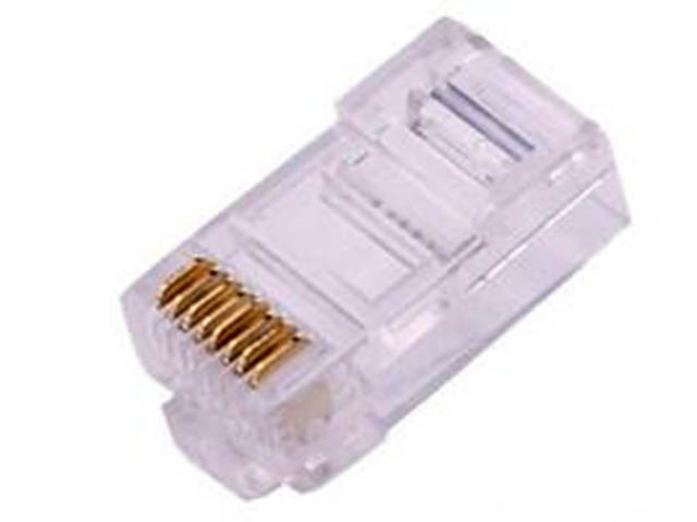 Коннектор ATcom RJ45 Cat.6 AT4373 - 100шт