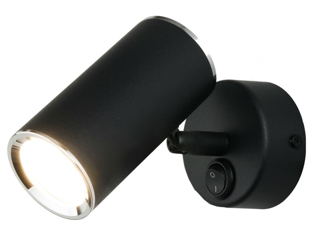Светильник Elektrostandard Rutero MRL 1003 GU10 SW Black a043980 светильник elektrostandard 1081 5257 gu10 4690389104381