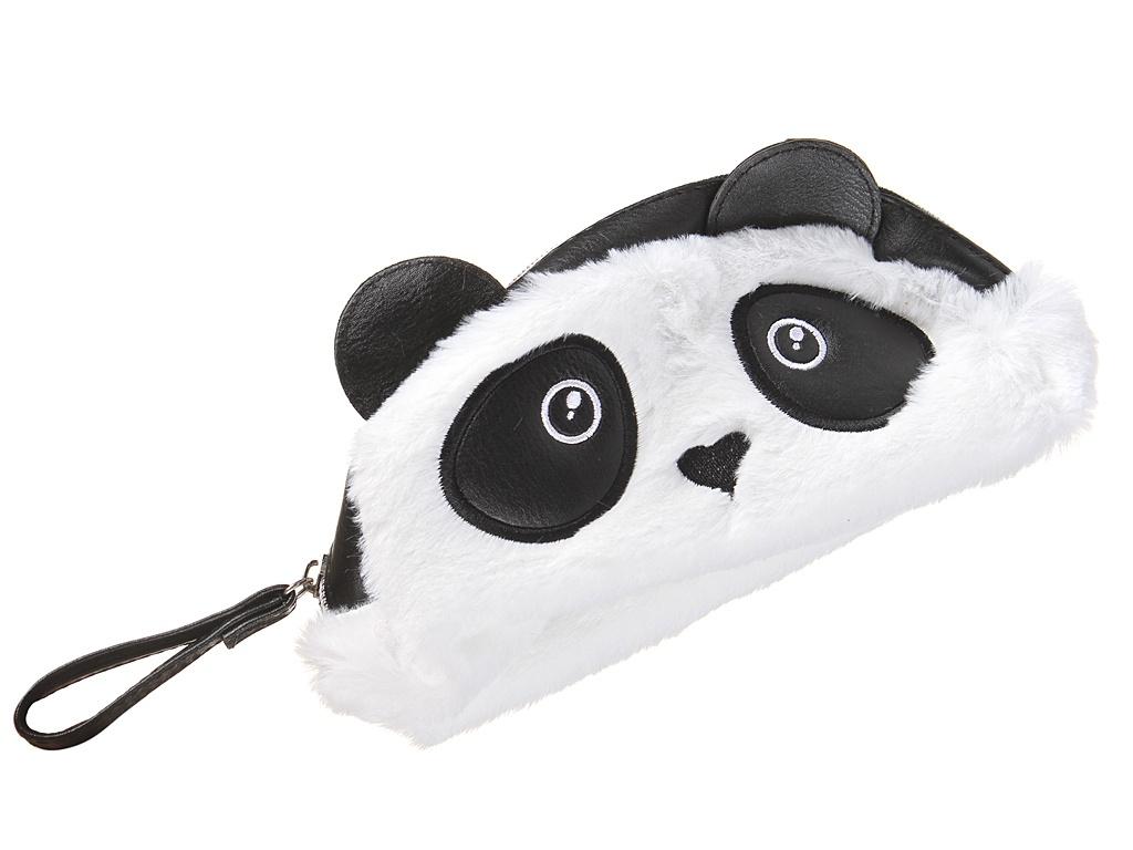 Пенал №1 School Panda 205x95x65mm 1117660