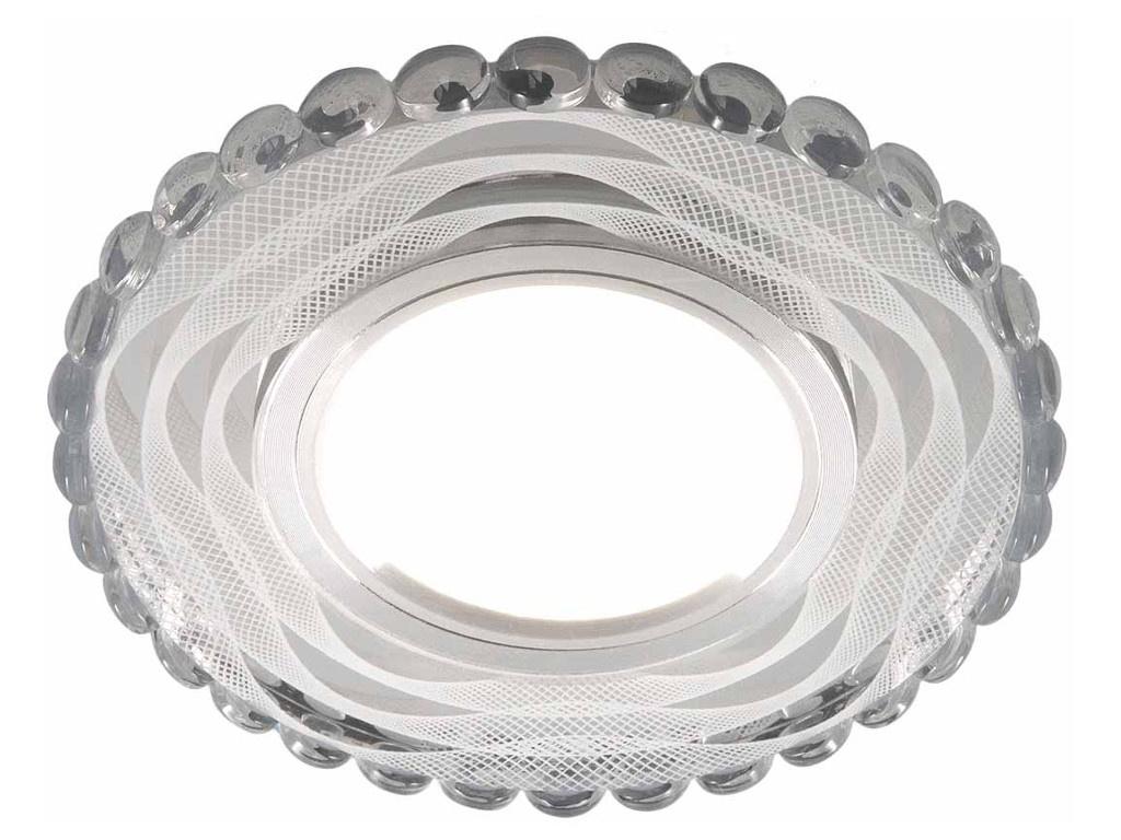 Светильник Elektrostandard 2246 MR16 SL/WH Silver/White a047759