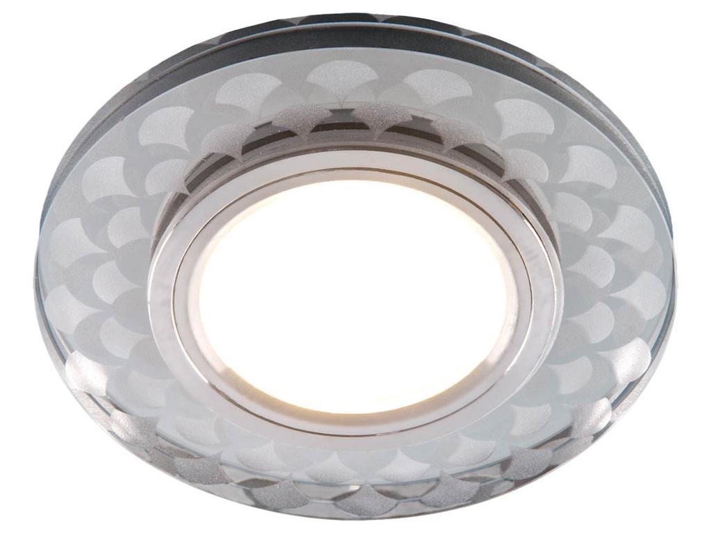 Светильник Elektrostandard 2247 MR16 SL/WH Silver/White a047760