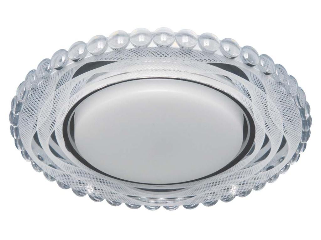 Светильник Elektrostandard 3036 GX53 SL/WH Silver/White a047765