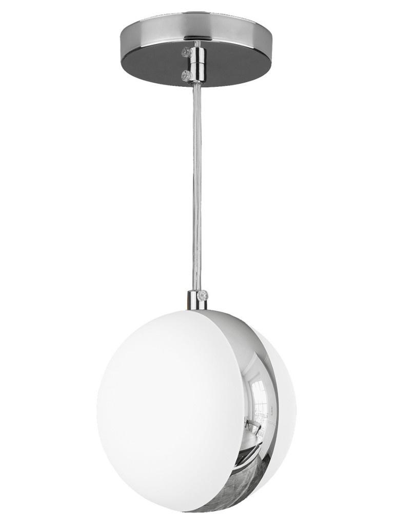 Светильник Elektrostandard DLN050 GX53 White/Chrome a047808