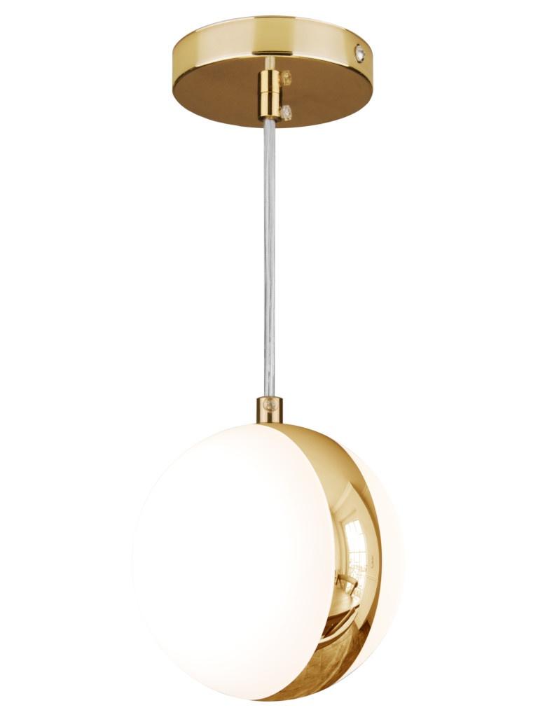 Светильник Elektrostandard DLN050 GX53 White/Gold a047809