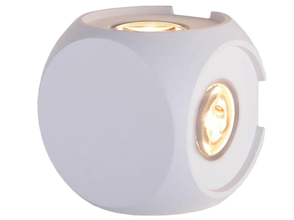 Светильник Elektrostandard 1504 Techno LED Cube White a047185