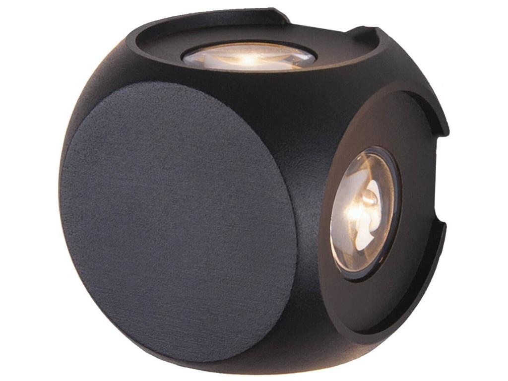 Светильник Elektrostandard 1504 Techno LED Cube Black a047186