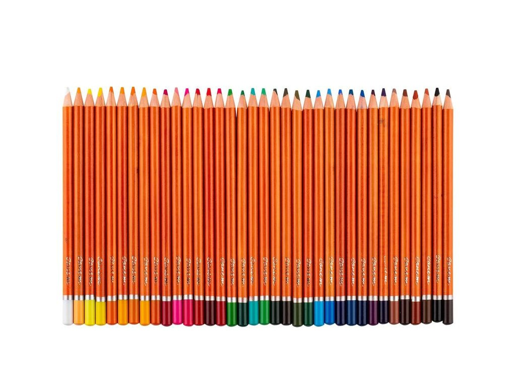 Набор цветных карандашей Невская Палитра Сонет 36 цветов 13441623