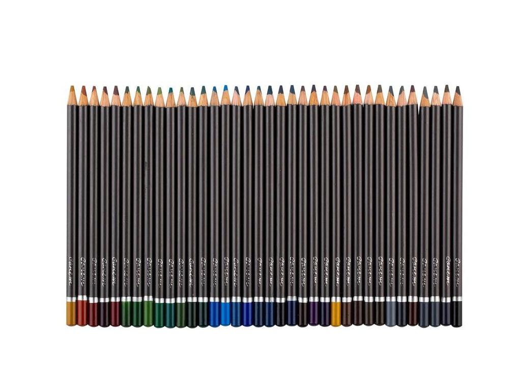 Набор цветных карандашей Невская Палитра Сонет 36 цветов 13541621