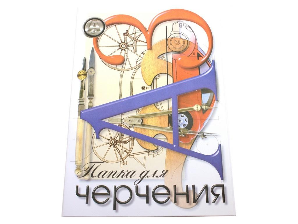 Папка для черчения Невская Палитра A3 20 листов 62347