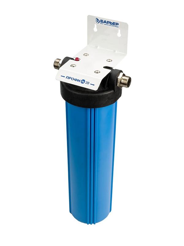 Корпус фильтра Барьер Big Blue 20 G 3/4 Н560Р02
