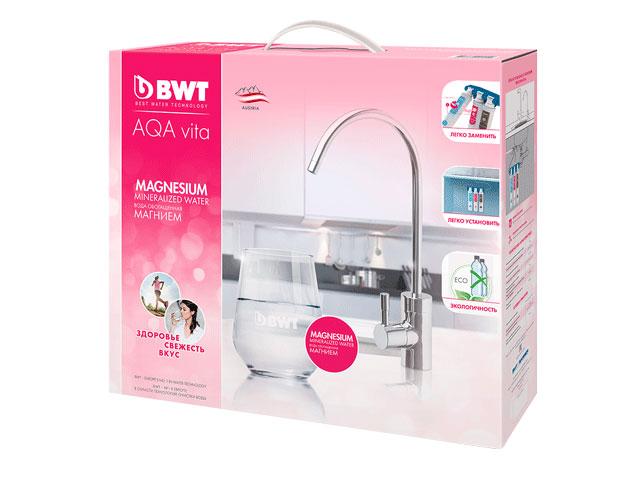 Фильтр для воды BWT AQA Vita Magnesium Н213Р00