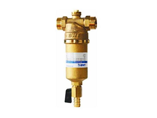 Фильтр для воды BWT Protector Mini H/R 1/2 муфтовый (НР/НР) Н604Р03