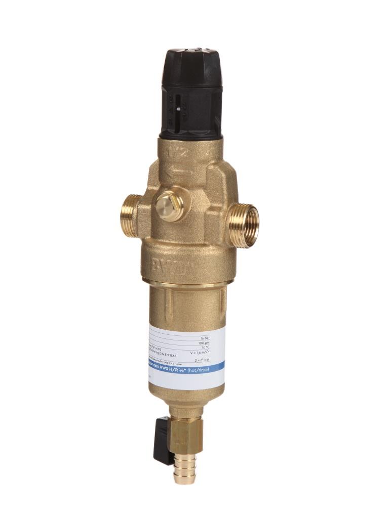 Фильтр для воды BWT Protector Mini Г/В с редуктором 1/2 Н604Р13