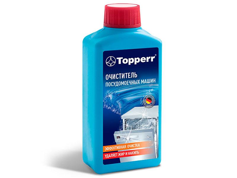 Очиститель посудомоечных машин Topperr 250ml 3308