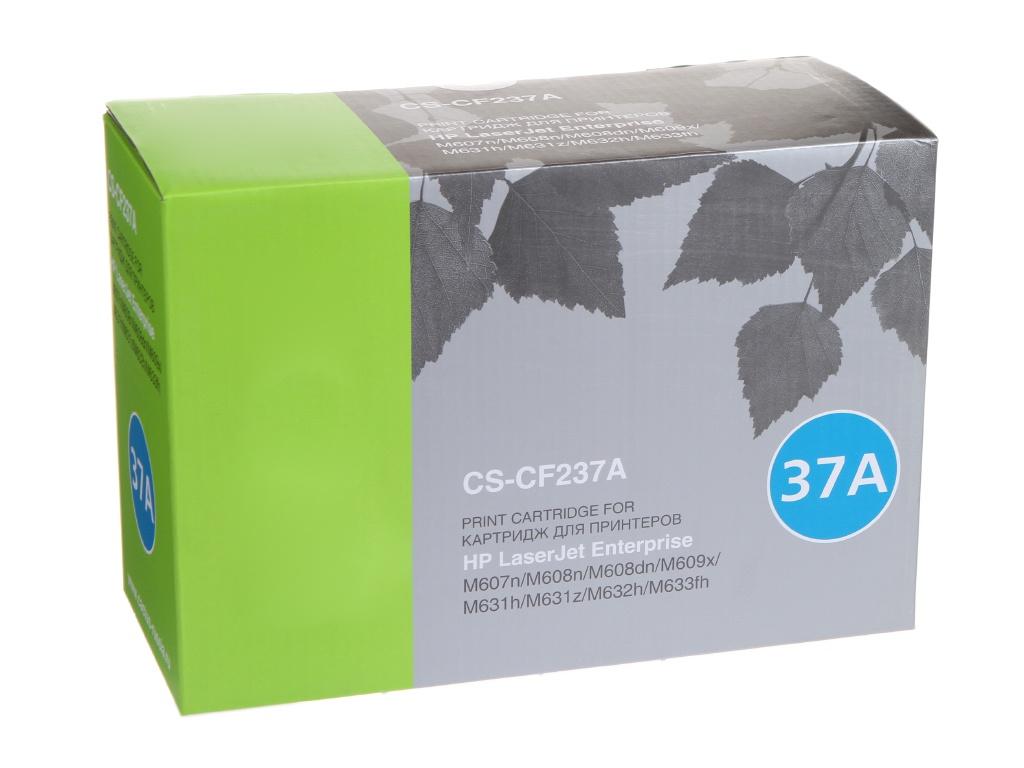 Картридж Cactus CS-CF237A Black для HP LJ M607n/M608n/M608dn/M609x/M631h/M631z