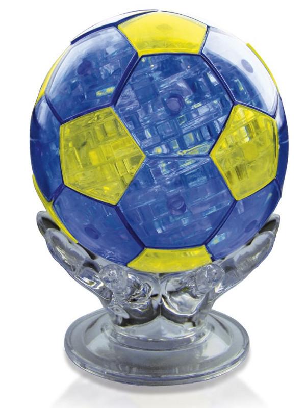 3D-пазл DIY House Магический кристалл Футбольный мяч 9054A мяч футбольный meik 10017122