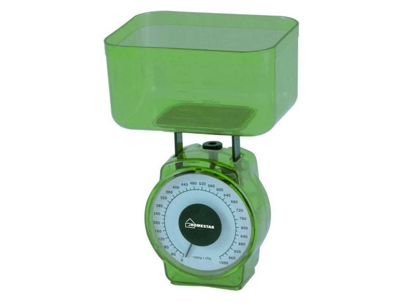 Весы Homestar HS-3004M Green