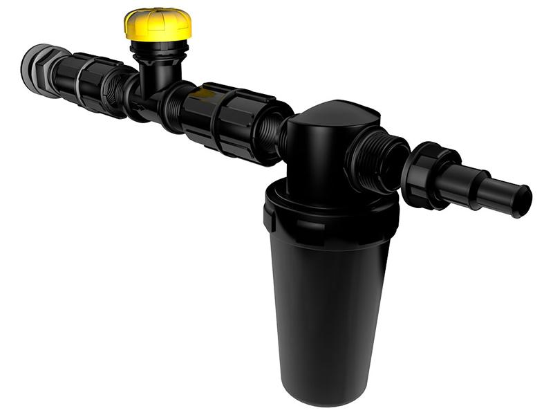 Комплект отвода воды из емкости Исток КОВ-1
