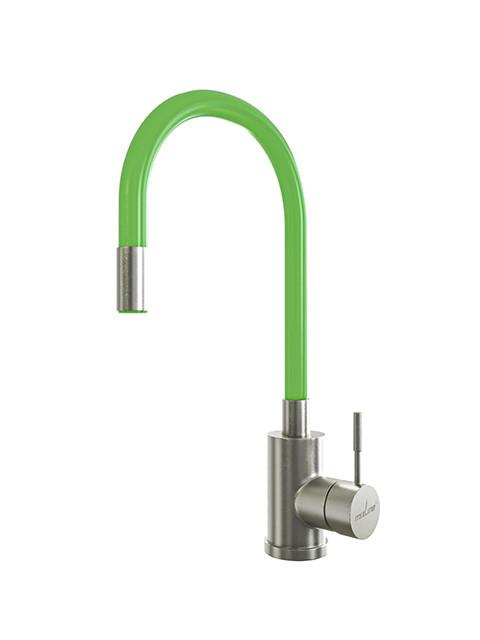 Смеситель Mixline MLSS-0325 Green 542380