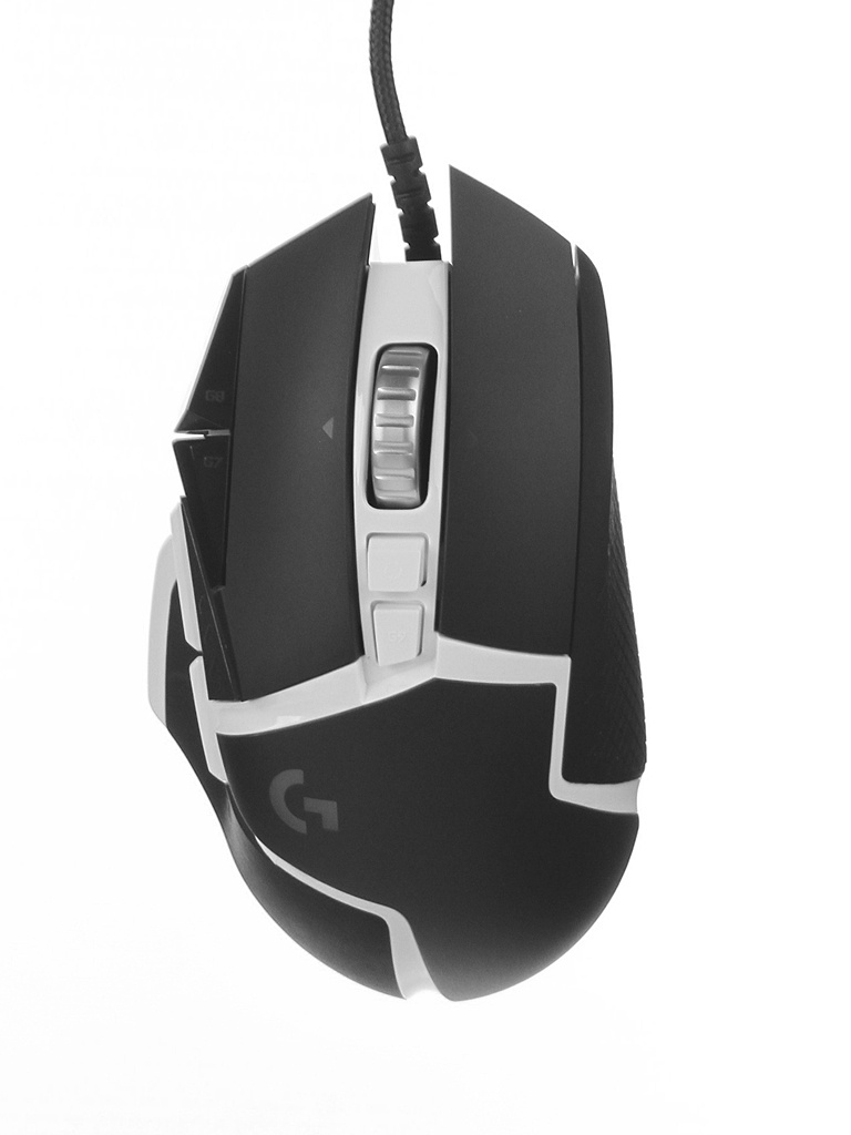 Мышь Logitech G502 SE Hero Black-White 910-005729