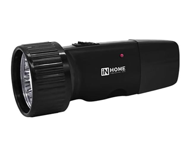 Фонарь In Home MLA-01-B Black 4690612031736