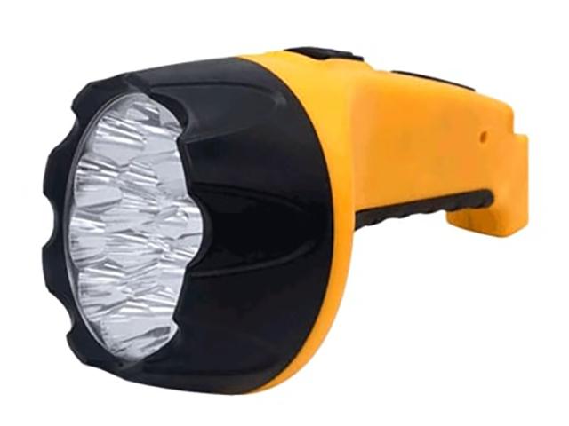 Фонарь In Home MLA-04 Black-Yellow 4690612031781