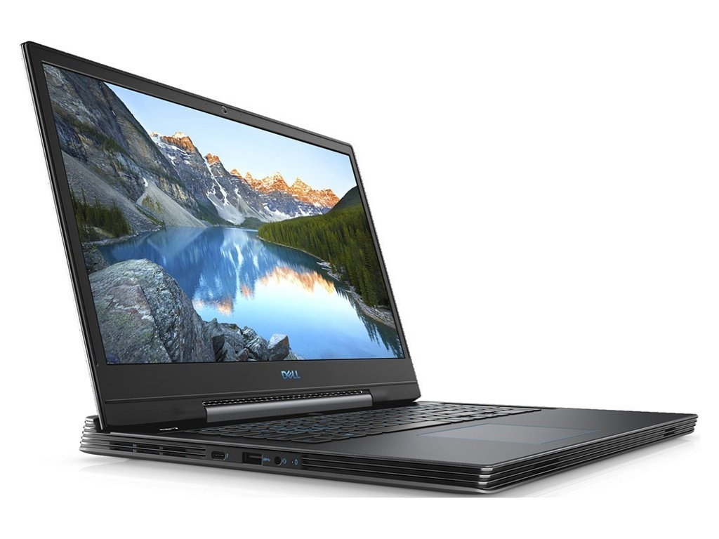 Фото - Ноутбук Dell G7 7790 G717-8558 (Intel Core i5-9300H 2.4GHz/8192Mb/1000Gb + 128Gb SSD/nVidia GeForce RTX 2060 6144Mb/Wi-Fi/17.3/1920x1080/Linux) ноутбук lenovo ideapad gaming l340 15irh intel core i5 9300h 2400mhz 15 6 1920x1080 8gb 128gb ssd 1000gb hdd dvd нет nvidia geforce gtx 1050 3gb wi fi bluetooth dos 81lk009xrk black