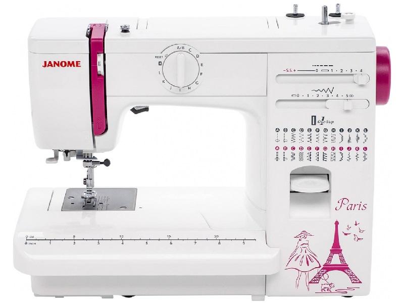 Швейная машинка Janome Q-23P