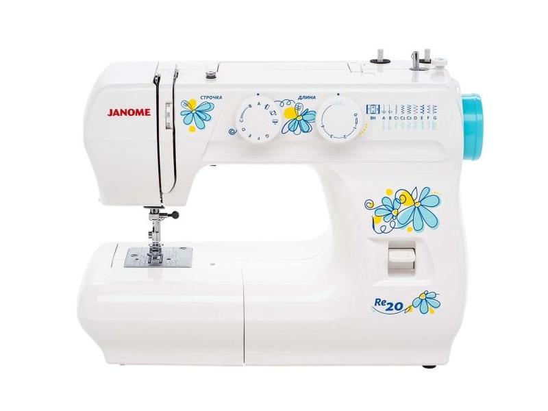 Швейная машинка Janome RE20