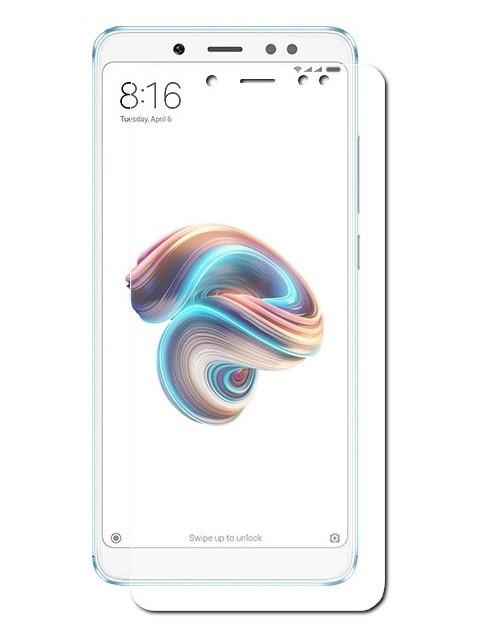 Гибридное защитное стекло Krutoff для Xiaomi Redmi Note 5/Note 5 Pro 22663