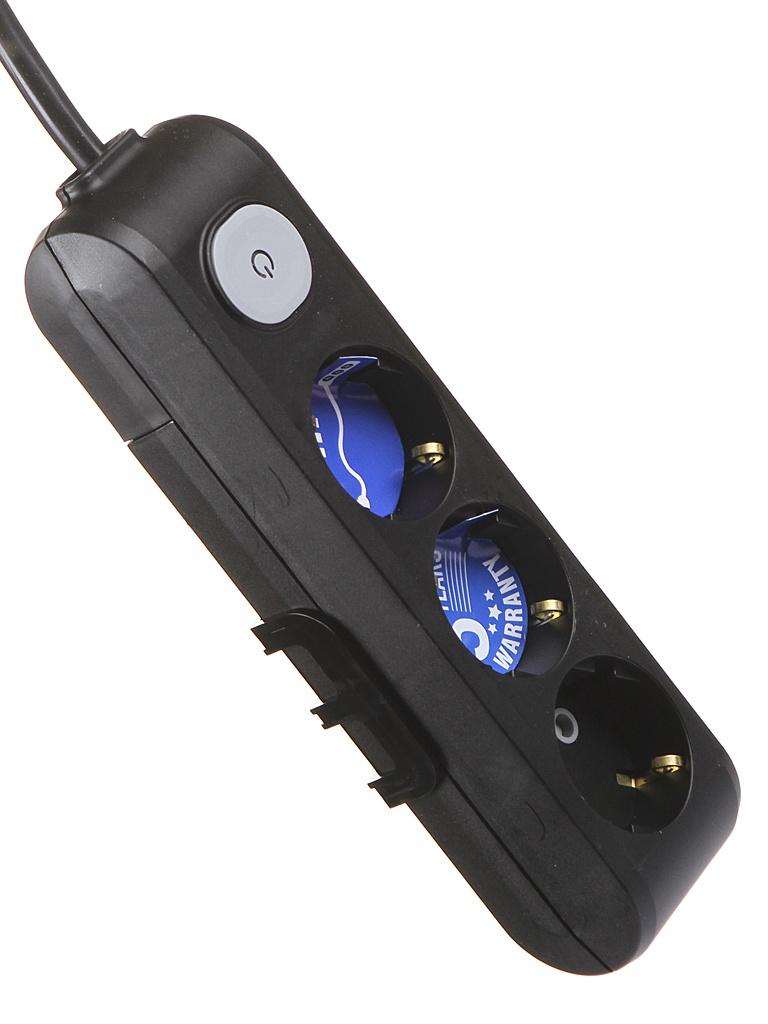 Удлинитель Panasonic X-Tendia 3 Sockets 5m WLTA0435-2BL-RES