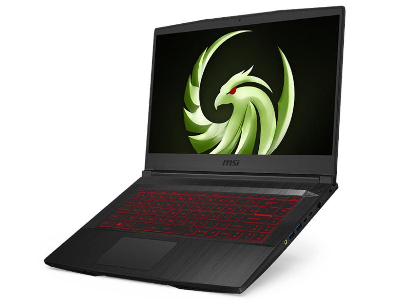 Ноутбук MSI Bravo 15 A4DDR-029RU 9S7-16WK12-029 (AMD Ryzen 7 4800H 2.9GHz/16384Mb/512Gb SSD/AMD Radeon RX 5500M 4096Mb/Wi-Fi/Bluetooth/15.6/1920x1080/Windows 10 64-bit)