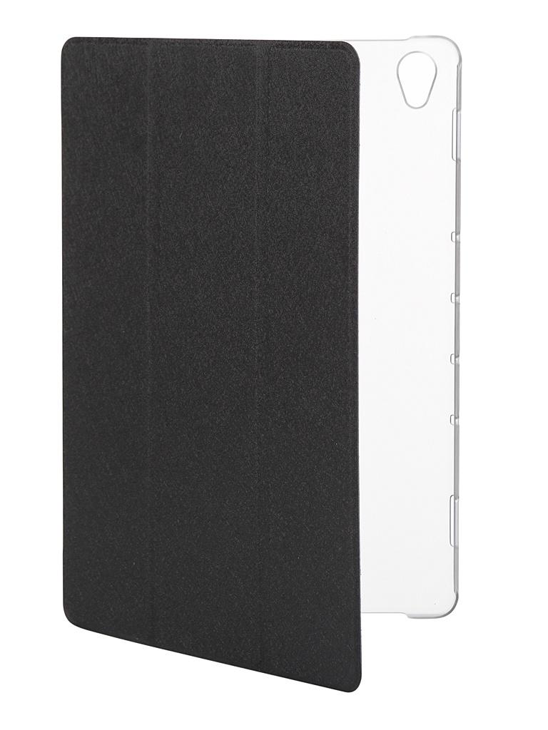 Чехол Red Line для Huawei MediaPad M6 10.8 с пластиковой крышкой Black УТ000020996