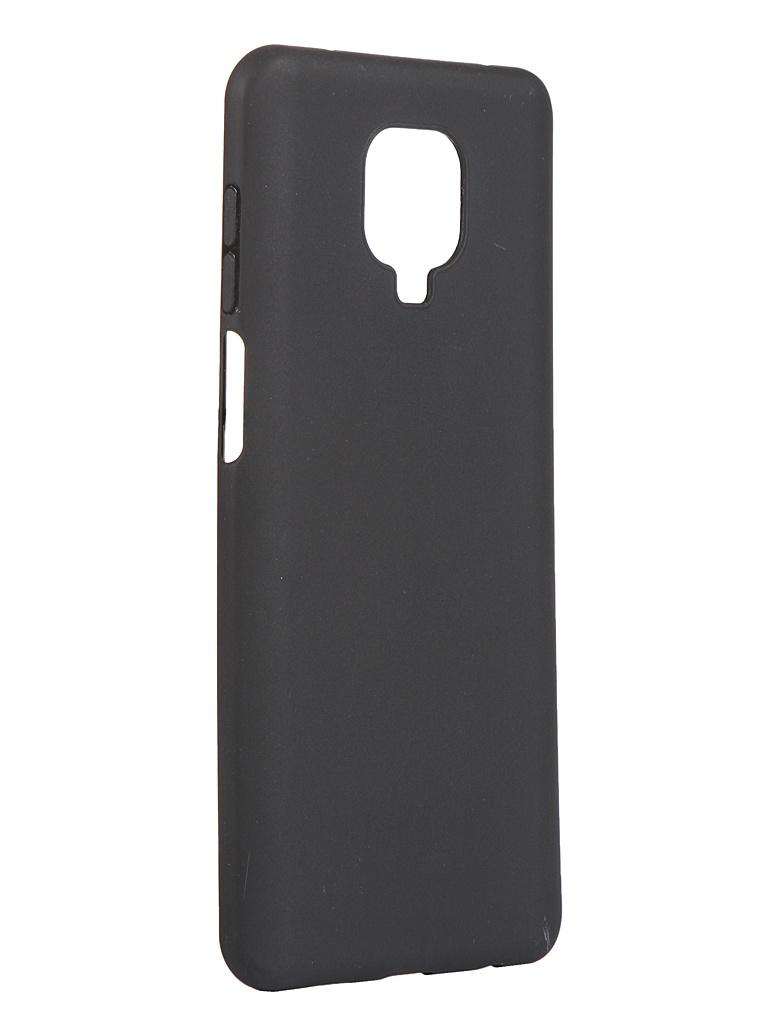 Чехол Red Line для Xiaomi Redmi Note 9 Pro Ultimate Black УТ000020155